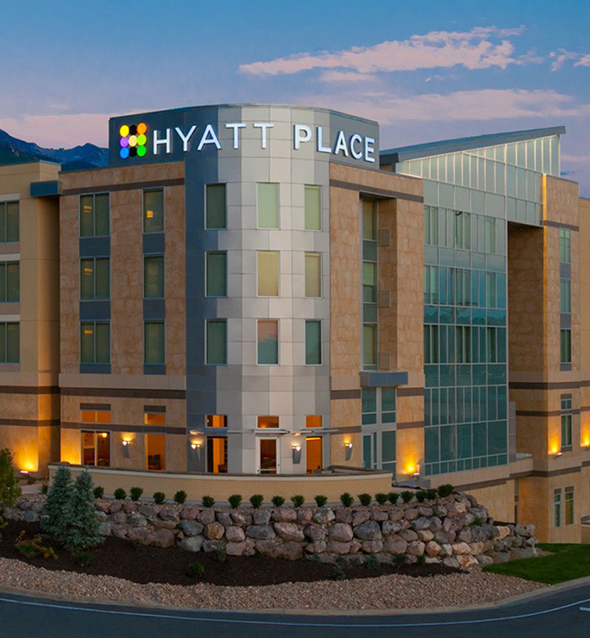 Hyatt Place Hospitality Construction Servicess