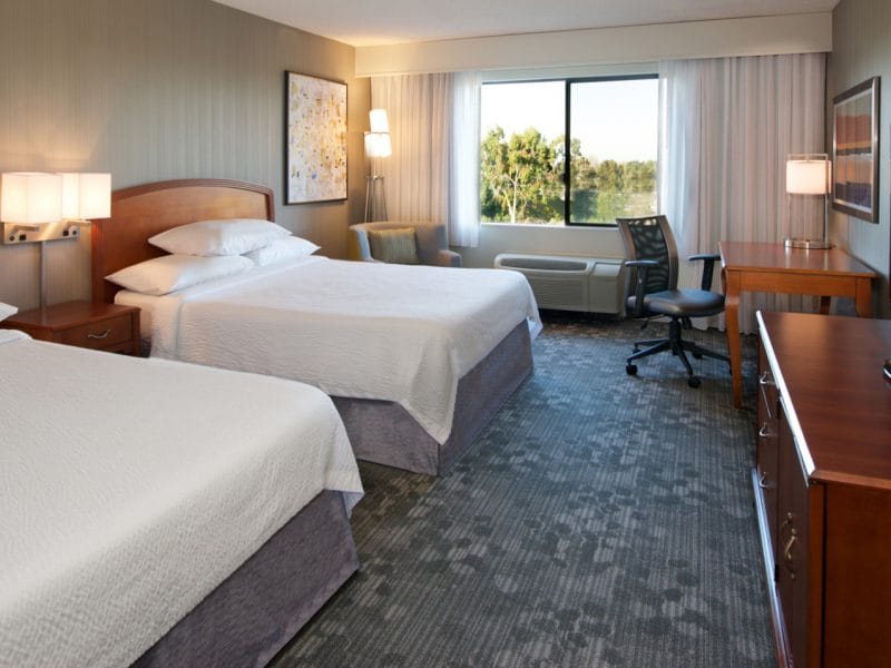 Courtyard Marriott – Foothill Ranch, CA